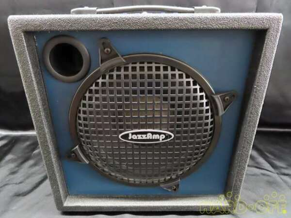 Used HENRIKSEN Guitar Amp Combo JAZZ AMP Early Type With Power Cable Rare