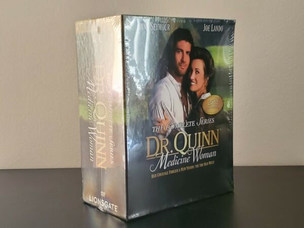 Dr Quinn Medicine Woman The Complete Series 123456 NEW FREE SHIPPING