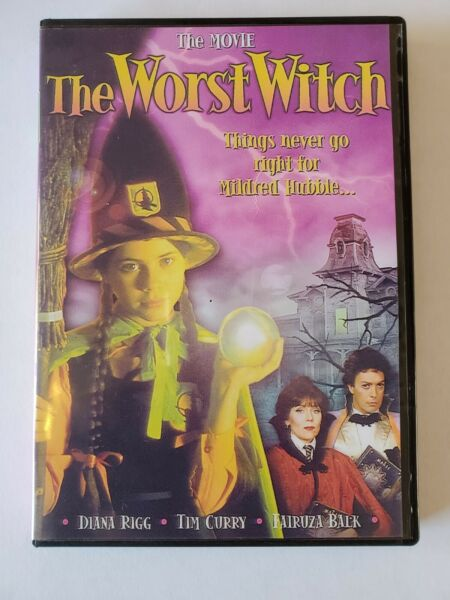 The Worst Witch The Movie DVD $18.99