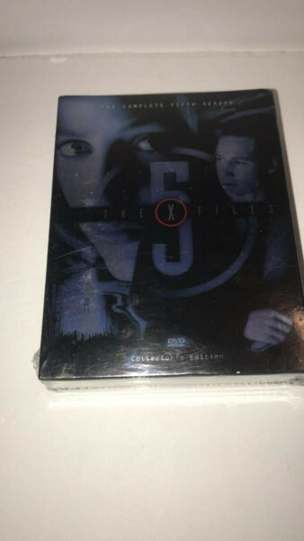 The X Files The Complete Fifth Season DVD COLLECTORS Edition