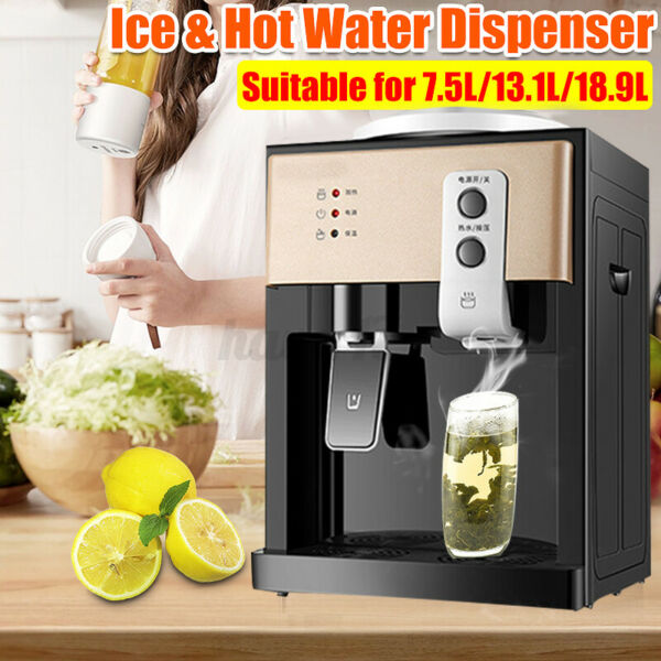 3 5 Gallon Electric Hot&Cold Water Dispenser Cooler Top Loading Energy Saving US $61.90