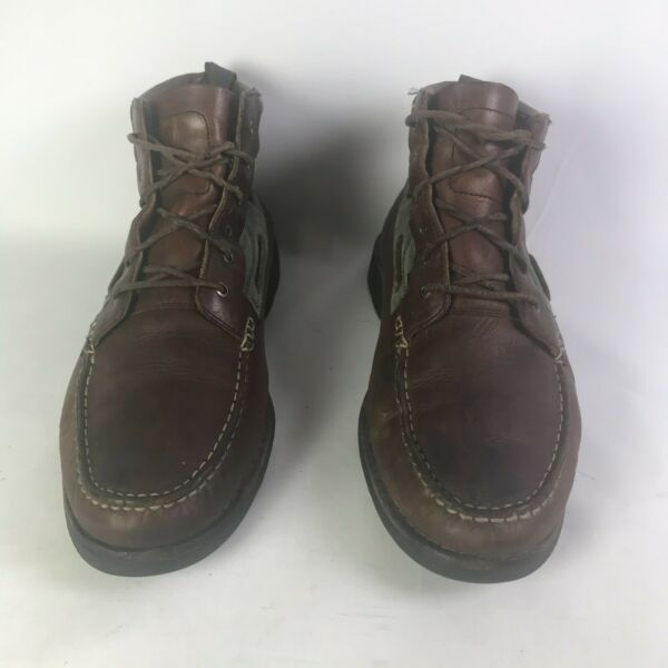 Timberland Boot Company Mens Rag amp; Bone Vibram Sole Brown Boots Size 11 M $86.39