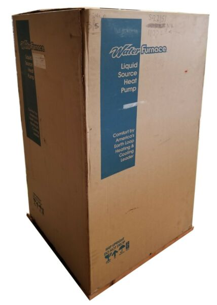 New Unused GeoThermal Water Furnace Heat Pump 5 Ton 460 Volt 3 Phase $2495.00
