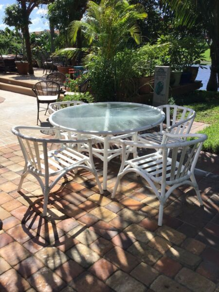 Outdoor Table amp; Chairs Set $67.00