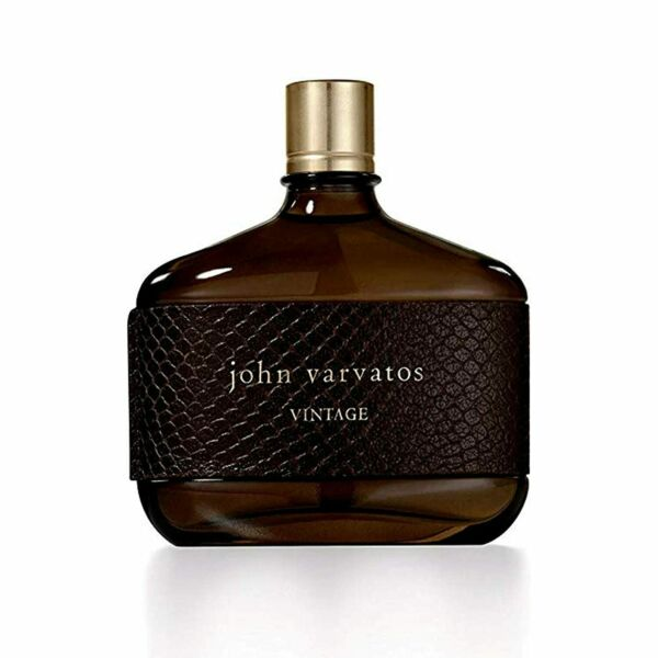 JOHN VARVATOS VINTAGE 4.2 oz 125 ml EDT Spray NEW TESTER with CAP