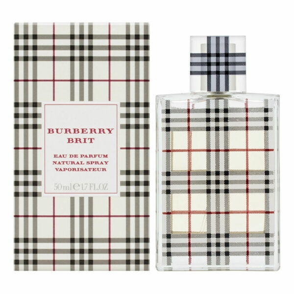 Burberry Brit by Burberry for Women 1.7 oz EDP Spray Brand New $30.99