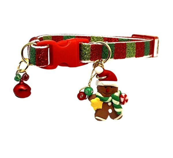 Christmas Collars for Dog and Cats Collares para Perros y Gatos. Small Pets $12.00