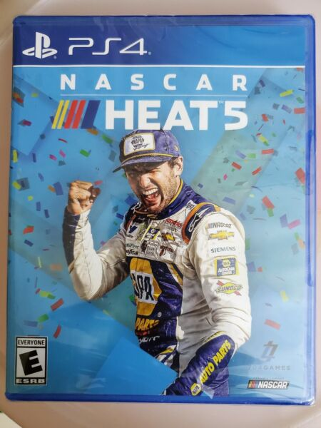 Nascar Heat 5 PlayStation 4 2020 PS4 BRAND NEW AND SEALED $38.75