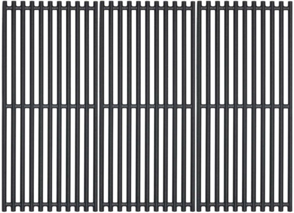 SHINESTAR 18 1 4 inch Grill Grates for Charbroil TRU Infrared 463241313 Set of