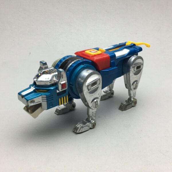 1981 Yamp;K Voltron GB 36 # 4 Blue Lion for Popy Beast King Golion Vintage $30.00