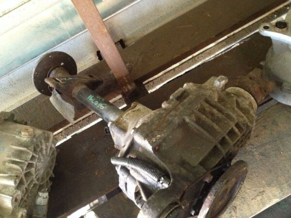 1994 CHEVY S10 LS 4X4 CARRIER DIFFERENTIAL ASSEMBLY 87000 MILES 3.73 $200.00