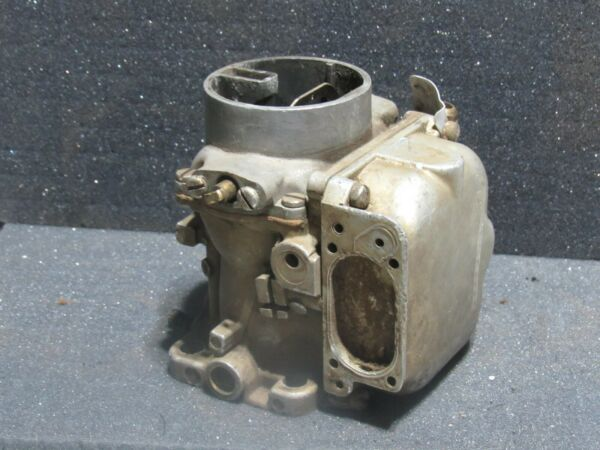 Marvel Schebler VHD 2 BBL Down Draft Carburetor Outboard VHD 4724 Core $39.95