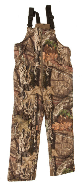 Men#x27;s Thinsulate Insulated Camo hunting Water Resistant Bibs Mossy Oak Country