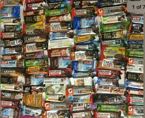 90 protein bars cliff pure protein larabar quest exp 2 20 11 20 assorted flavor