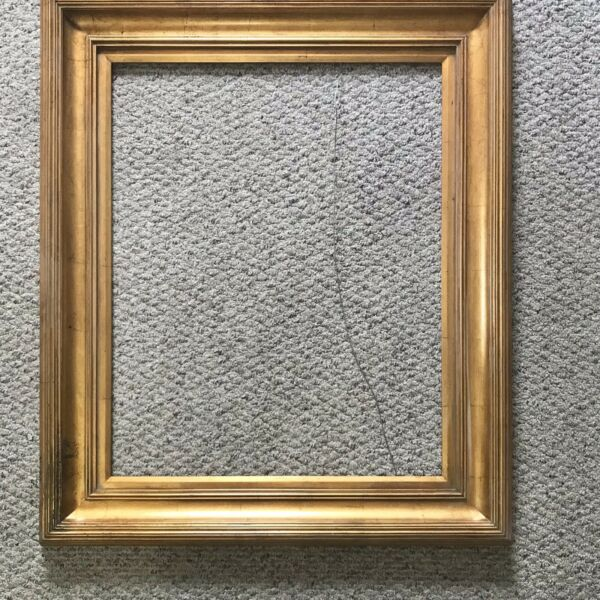 Vintage Large Wood Painting Picture Frame