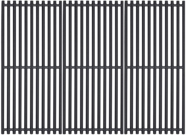 Shinestar 18 1 4 Inch Grill Grates For Charbroil Tru Infrared 463241313 4632413
