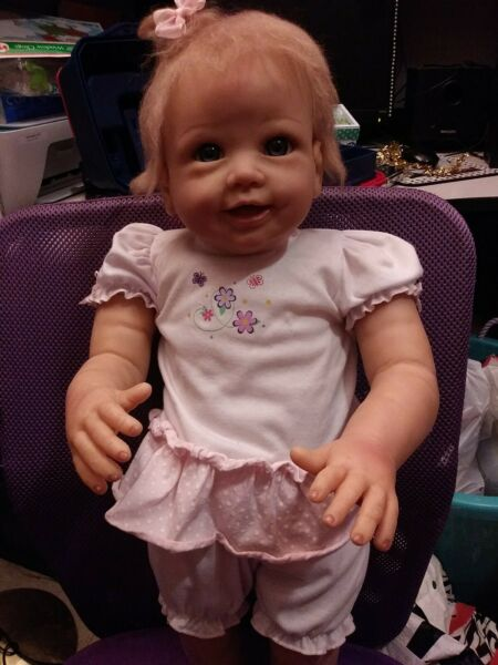 Isabellas First Steps doll Linda murray