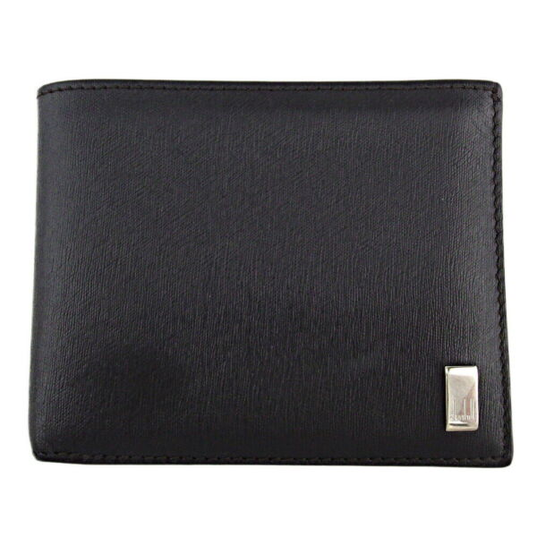 dunhill wallets sidecar leather Auth used T19349 $240.00