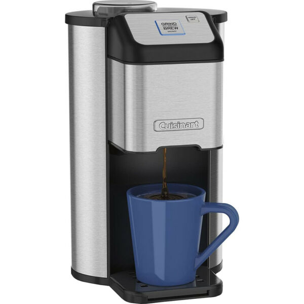 Cuisinart Grind amp; Brew Single Cup Coffeemaker DGB 1FR