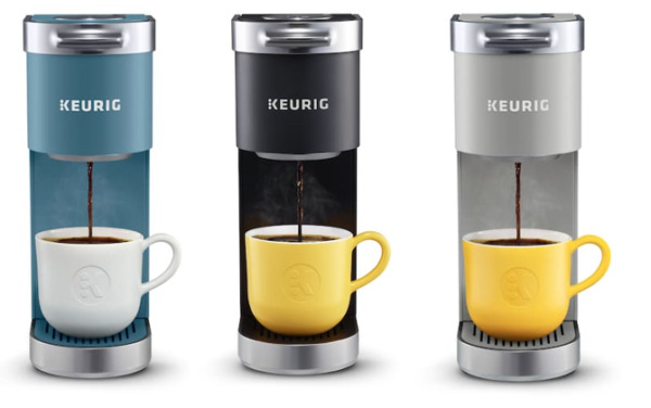 Keurig K Mini Plus Single Serve Coffee Maker $69.99