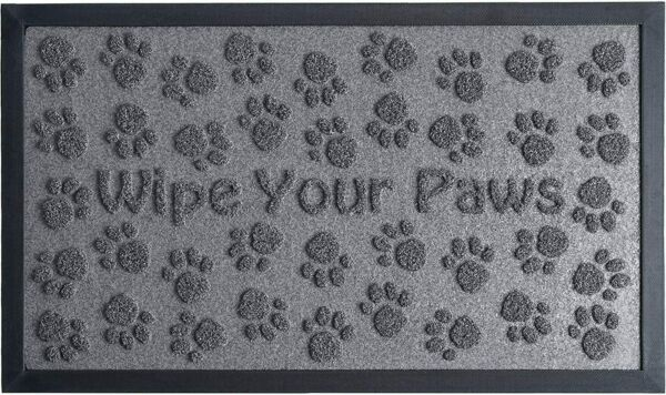 Waterproof Indoor Outdoor Door Mat Non Slip Doormats for Entrance Way 2*3 Ft