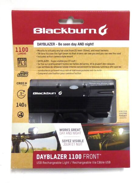 Blackburn Dayblazer 1100 Front Light $84.95