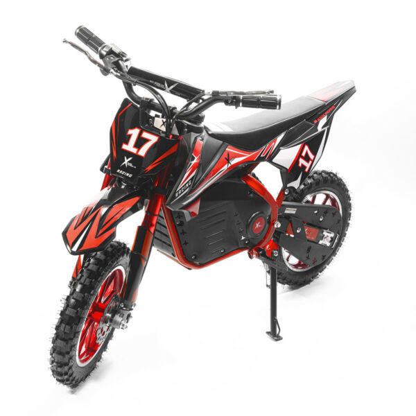 36V Electric Mini Dirt Bike eBike Ride On Motorcycle up to 17 MPH Red Black $469.95