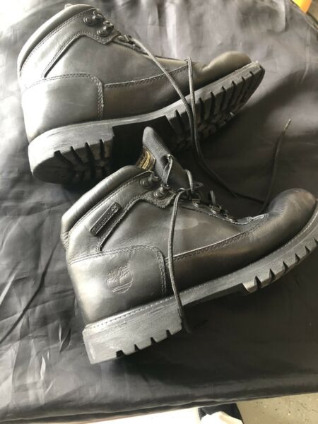 Timberland Work Boots $55.00