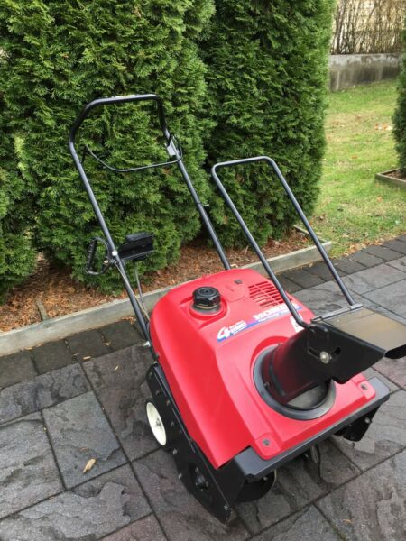 Honda snowblower HS520 electric start