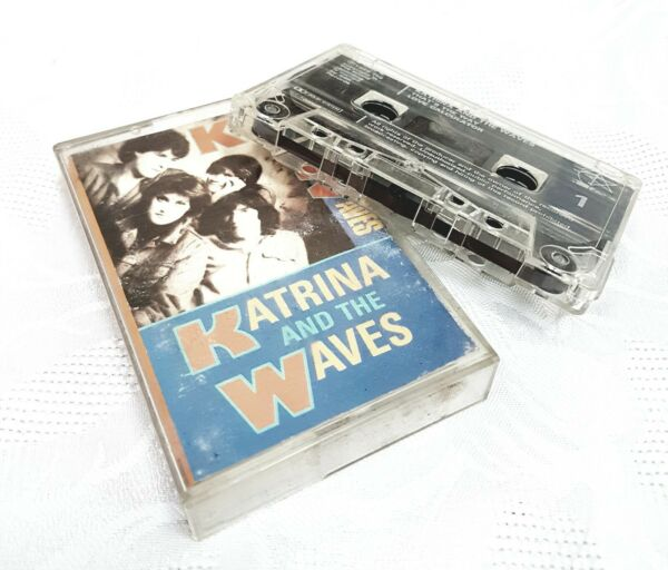 KATRINA AND THE WAVES THATS THE WAY LOVE CALCULATOR UK CASSETTE 1985