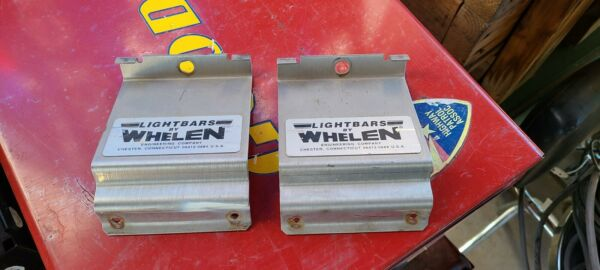 Whelen lightbar mount