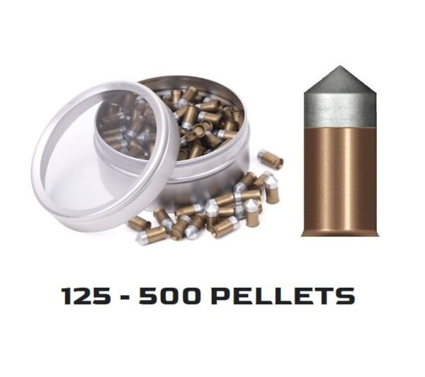 CROSMAN PELLETS Pointed Gold Penetrators Hunting Ammo .177 air gun LF1785 $14.93