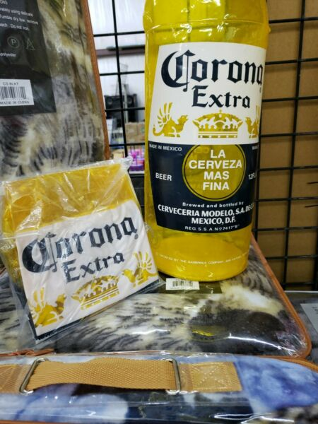 Corona Beer Bottle Shaped Inflatable Blow Up brand new free shipping
