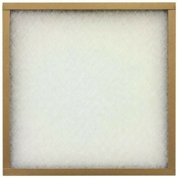 BOX OF 11 Pcs Lot Panels American Air Filters Cleaning Standard Furnace 14x18x1 $59.95