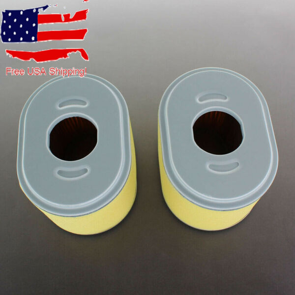 2x Air Filter Element For Honda HS621 HS622 HS624 HS724 Gas Snow Blower Engines