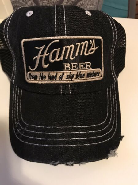 Hamms Beer Hat