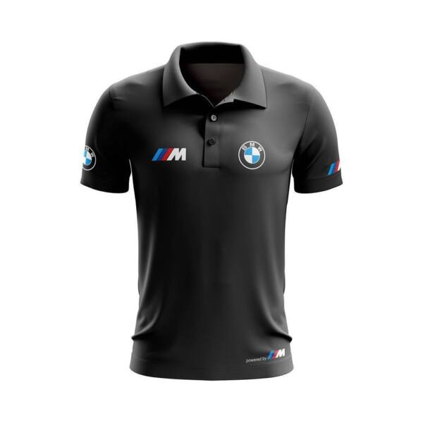 BMW motorsport polo t shirt 100% S XXXL