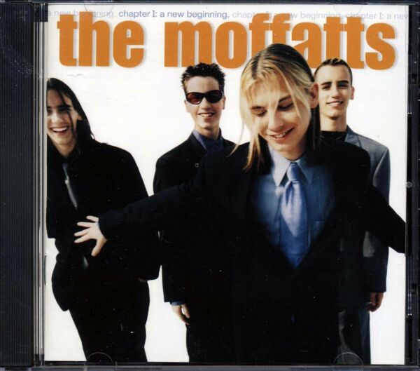 SEALED NEW CD The Moffats Chapter 1: A New Beginning