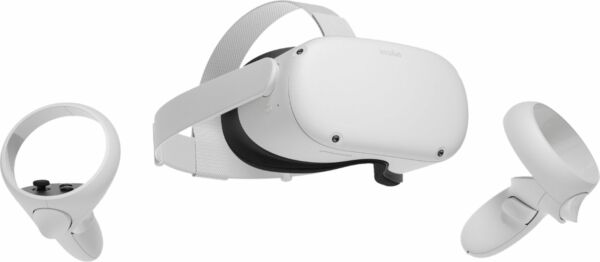 Oculus Quest 2 Advanced All In One Virtual Reality Headset 256GB $399.00