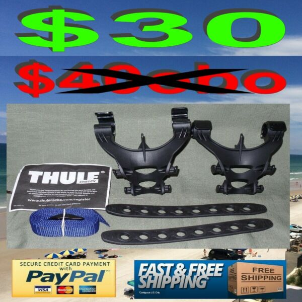 2 PACK Thule 7533530 Anti Sway Assembly With Strap Anti Sway Assembly Bike Rack $40.00