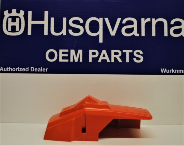 Genuine OEM Husqvarna 501805904 Cylinder Cover Usa models 281 288 181 chainsaw