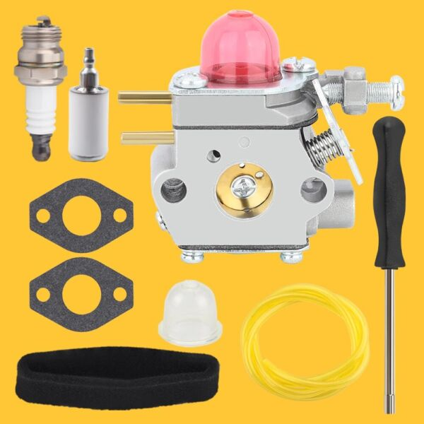 WT 973 Carburetor kit For Bolens BL110 BL160 Trimmer BL125 Blower $12.88