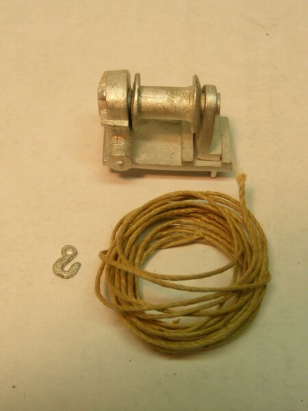 Drum Winch Kit metal For 1:48 Scale Models By Don Mills Models $5.95