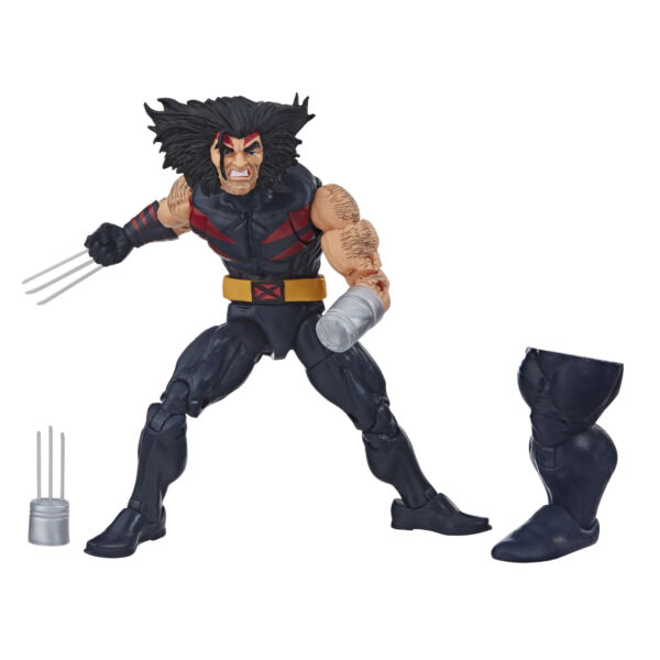 Hasbro Marvel Legends Series 6 inch Weapon X Action Figure Toy X Men: Age of