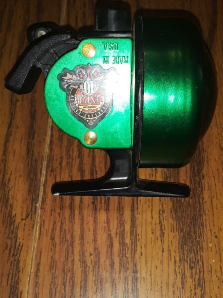 Vintage Johnson Century 40th Anniversary Fishing Reel Made in USA