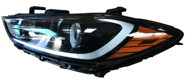 For 2017 2018 Hyundai Elantra Headlight Headlamp Replacement Left side $118.95