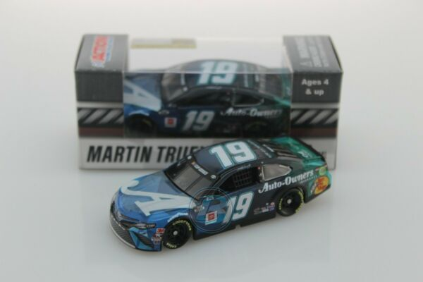2020 MARTIN TRUEX JR #19 Auto Owners Sherry Strong 1:64 In Stock Free Shipping