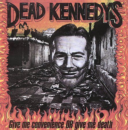 Dead Kennedys Give Me Convenience or Give Me Death NEW SEALED