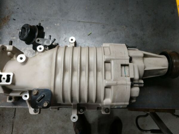 Gm 3.8 supercharger