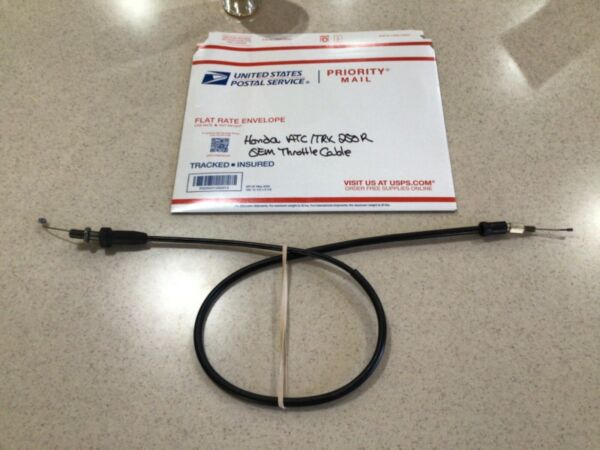 Honda ATC 250R TRX250R OEM Throttle Cable